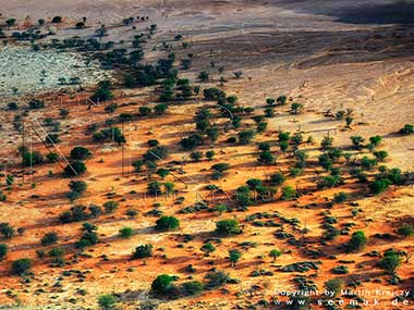 Landschaft in Namibia